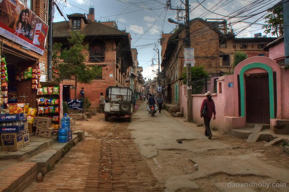 POTW: Backstreets of Kathmandu