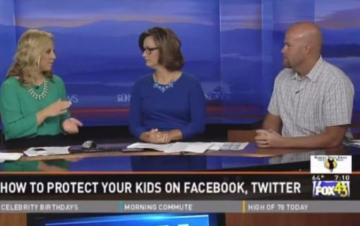 Keeping your kids safe online