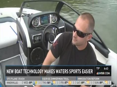 Awesome Technology in Malibu Boats