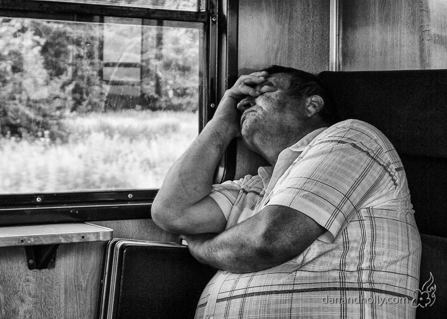 POTW: Man on a Train