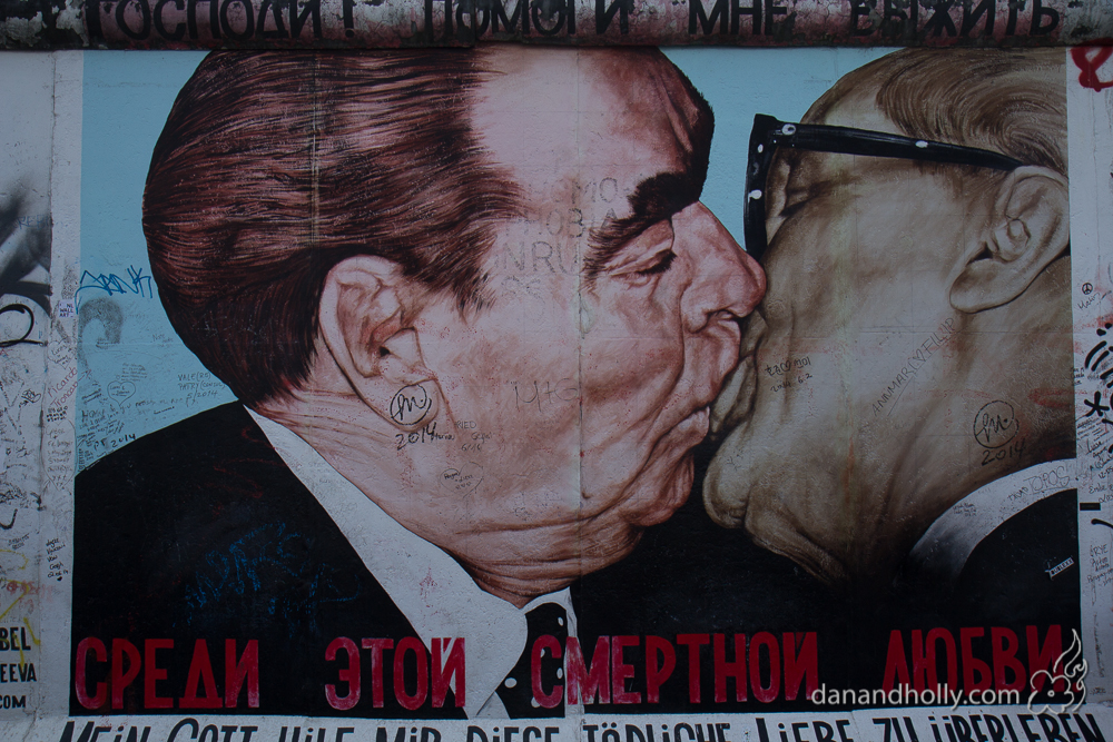 Attaction Review: East Side Gallery