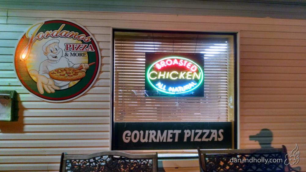 Restaurant Review: Jordanos Pizza and More in Destin, Florida