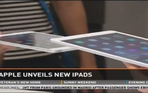 Apple Announces new iPads!