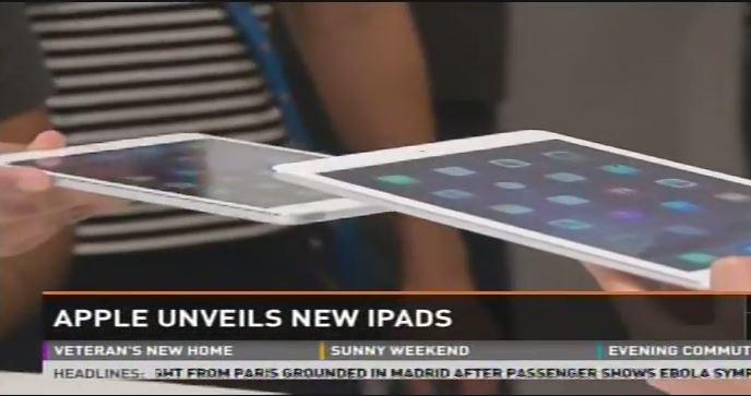 Apple Announces new iPads!