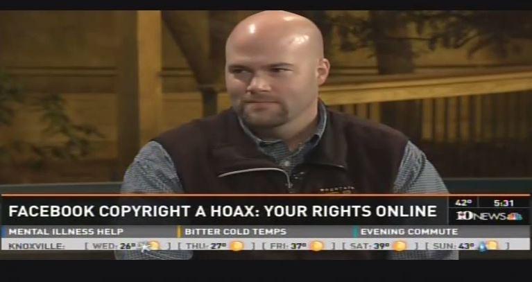 Facebook Privacy / Copyright Notices