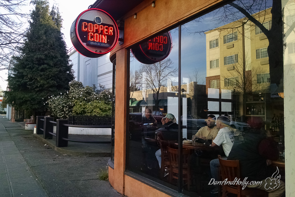 Restaurant Review: Copper Coin – Best Hamburger EVER