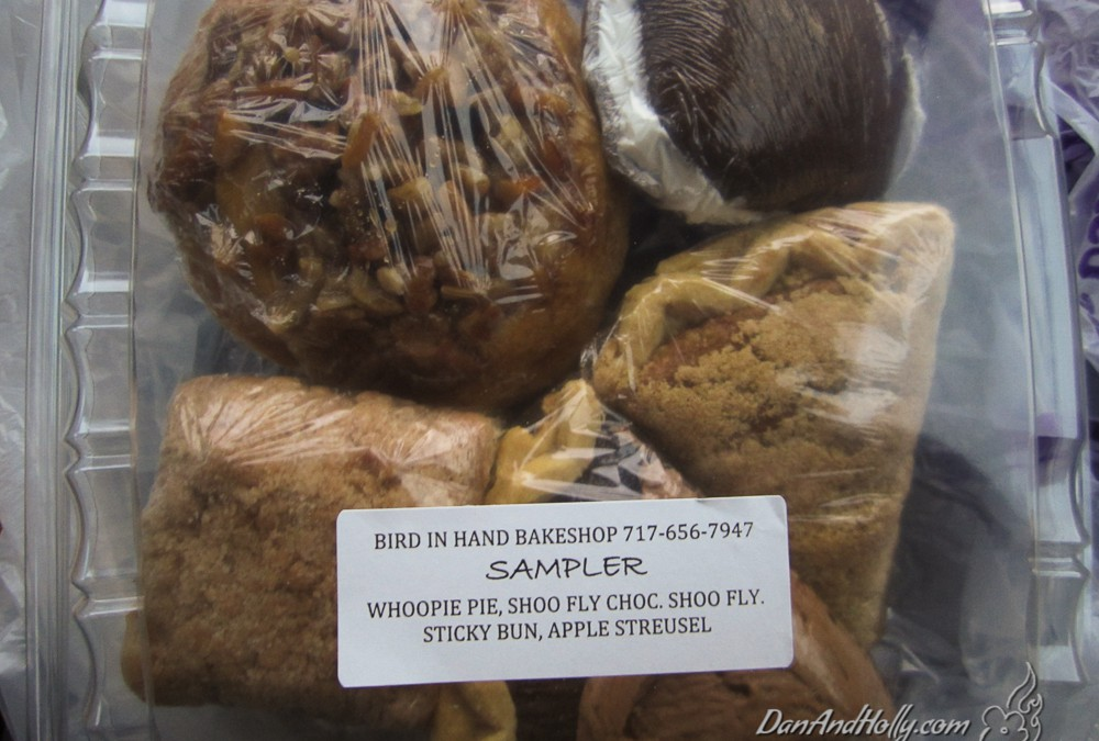 Attraction Review: Bird in Hand Bake Shop