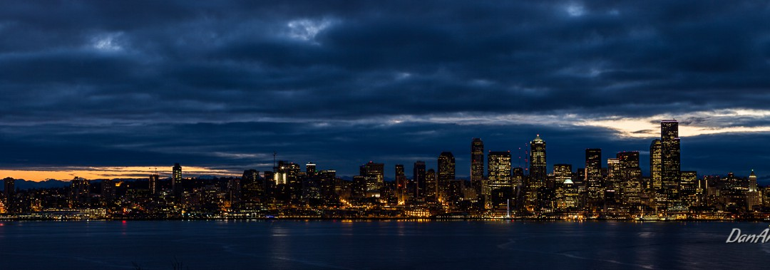 POTW: First Light in Seattle