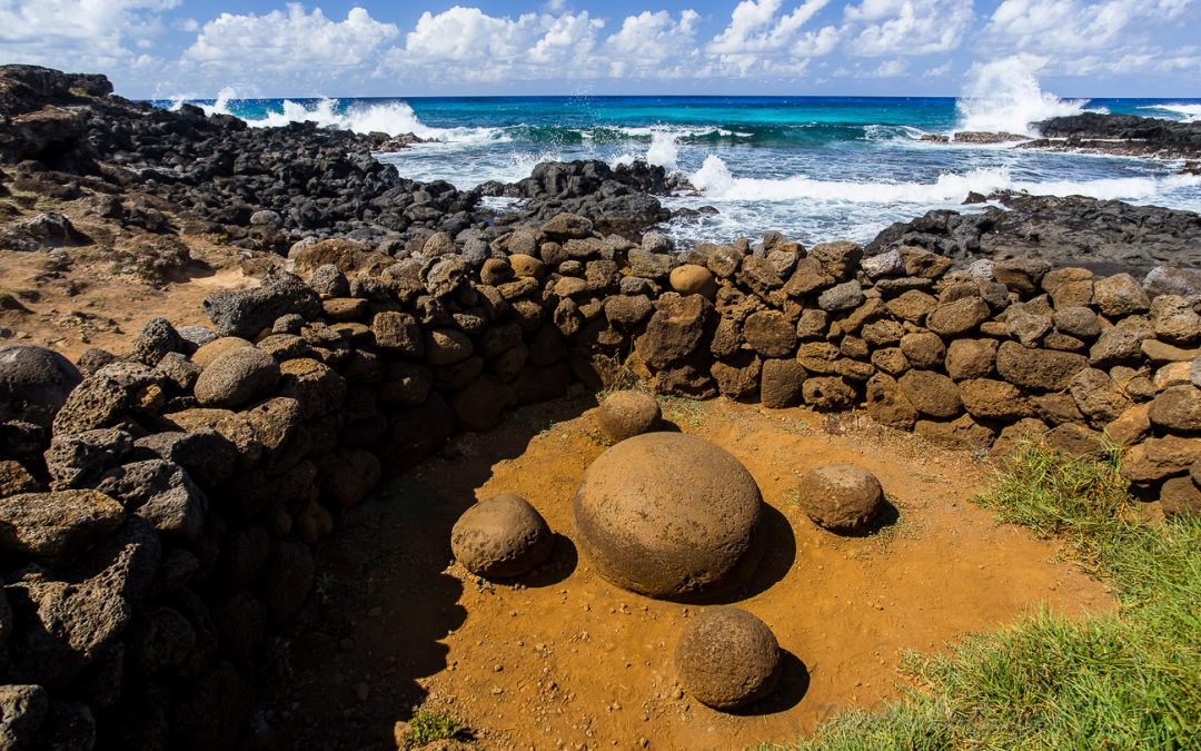 Landscapes of Easter Island