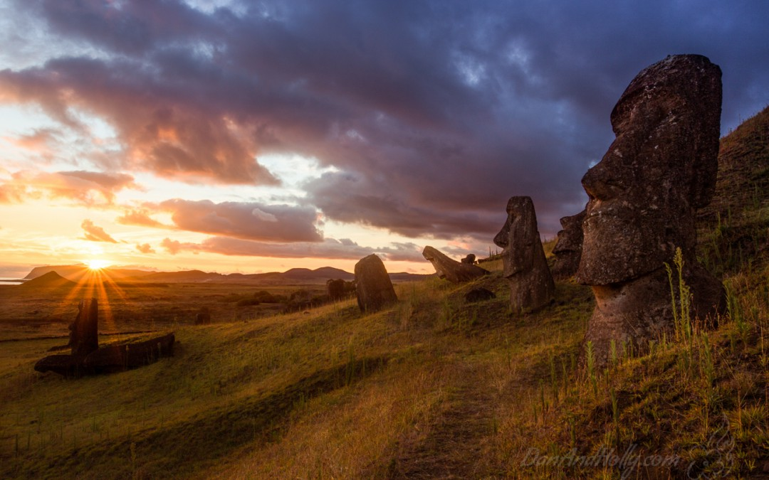 Rano Raraku Photo Essay