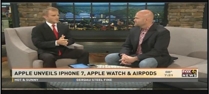 Apple Announces iPhone 7, Apple Watch Series 2