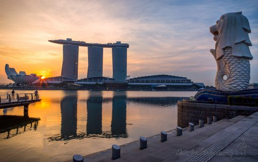 Singapore, City of the Merlion