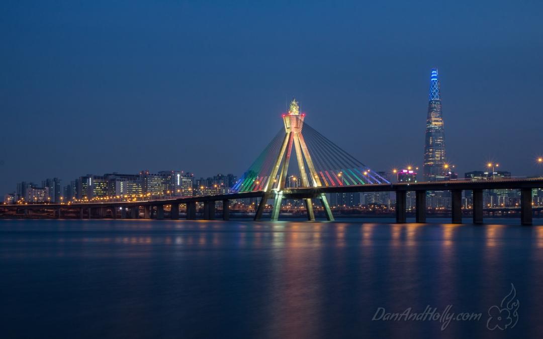 Bridge Over the Han River