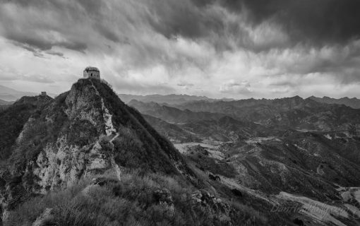 Hiking the Zhuizishan Great Wall