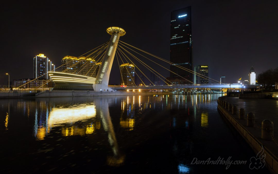 Bridge Creativity in Tianjin