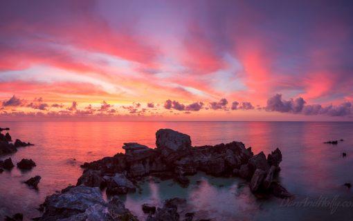 Tobacco Bay Sunset
