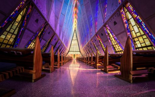 United States Air Force Academy Cadet Chapel