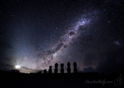 Stars over Anakena