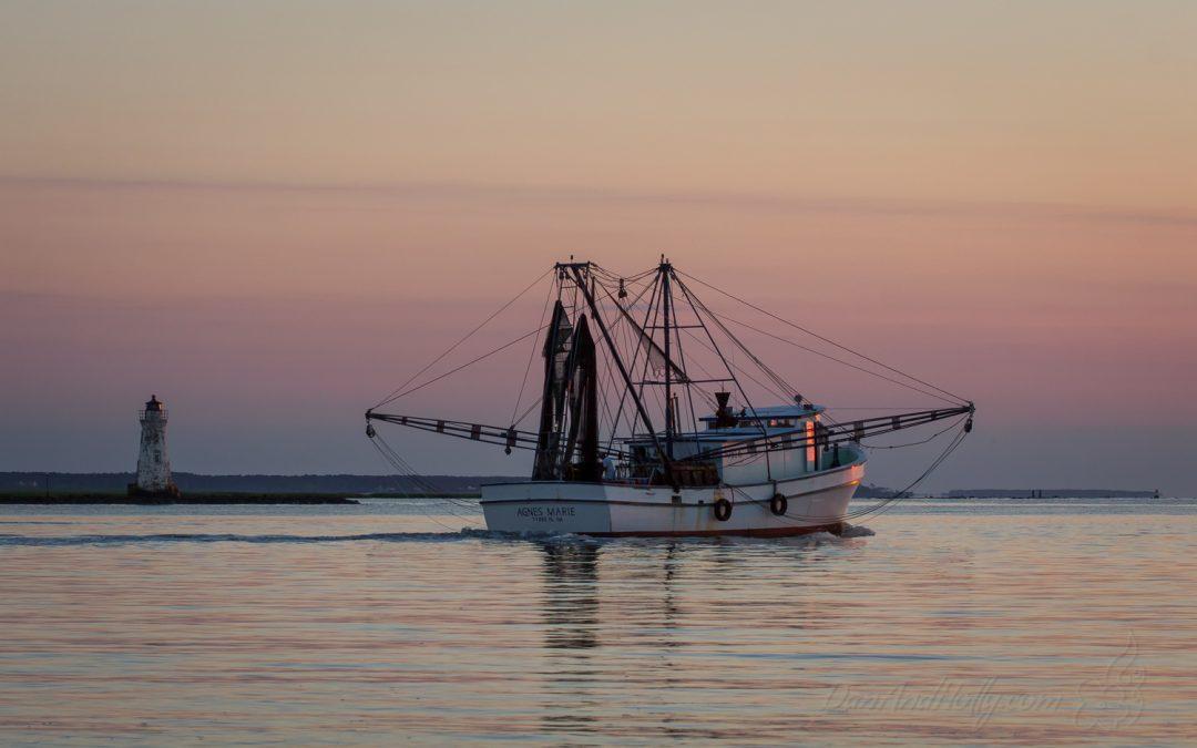 Sunrise on Tybee Island