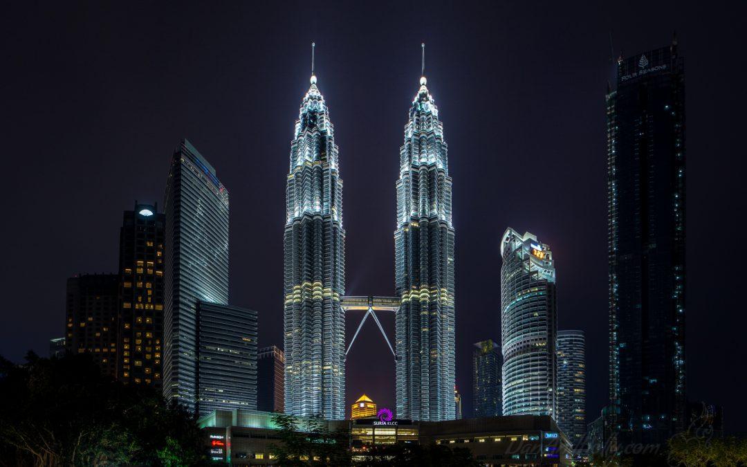 Kuala Lumpur's Petronas Twin Towers