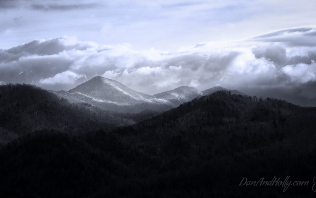 Illuminating Rocky Mountain