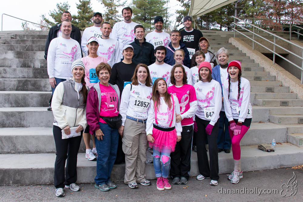 Race for the Cure 2012