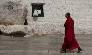 POTW: The Tibetan Monk