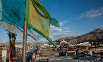 POTW: Lhasa, Tibet and the Potala Palace
