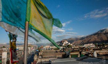 POTW: Lhasa, Tibet and the Potala Palace