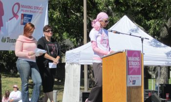 POTW: Strides Against Breast Cancer