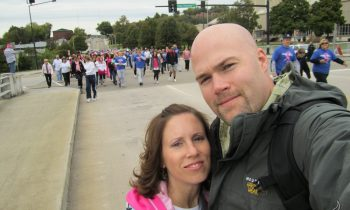Making Strides Against Breast Cancer 2012