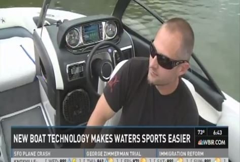 Awesome Technology in Malibu Boats