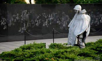 POTW: Korean War Veterans Memorial