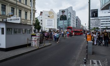 Attraction Review: Checkpoint Charlie