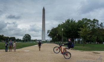 POTW: Wheelie through DC