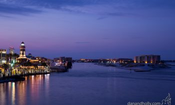 POTW: Destin Sunrise from the Bridge