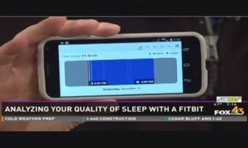 Using a Fitness Tracker to Monitor Your Sleep
