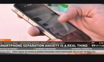 Smartphone Separation Anxiety