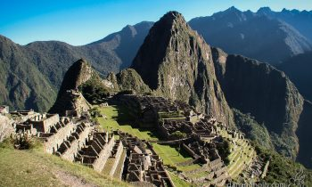 POTW: Machu Picchu, Crown Jewel of the Incas