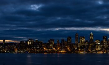 POTW: First Light in Seattle