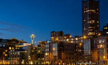 POTW: Seattle from the Pier