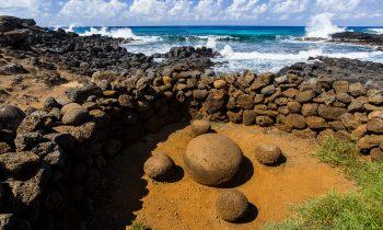 Landscapes of Easter Island