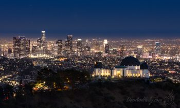 The View From Griffith Park