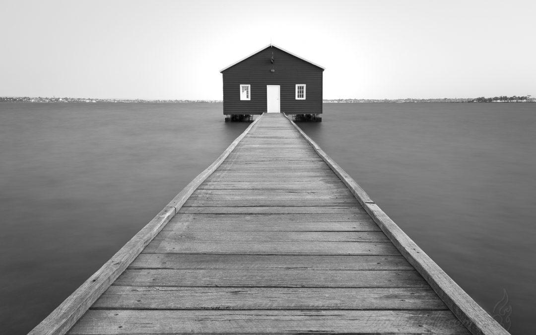 The Blue Boathouse
