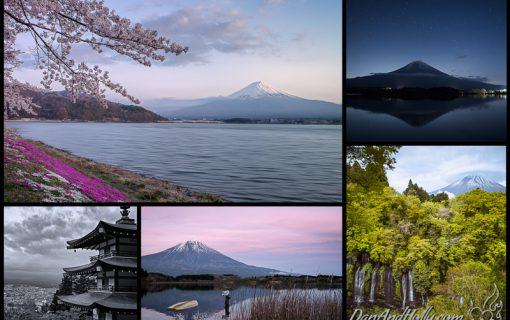 The Splendor of Mount Fuji