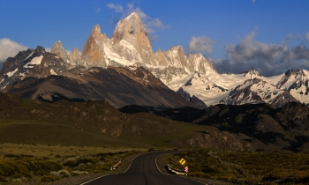 The Road to Mount Fitz Roy