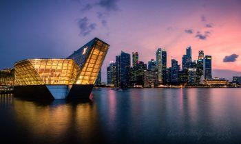 Louis Shining in Singapore