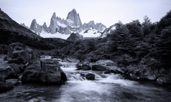 Mt Fitz Roy in all its Glory