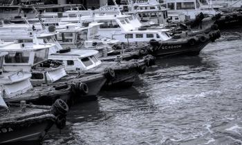 Water Taxi to Pulau Ubin