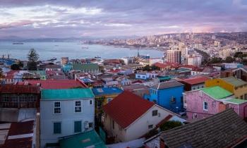 Scenes from Valparaiso
